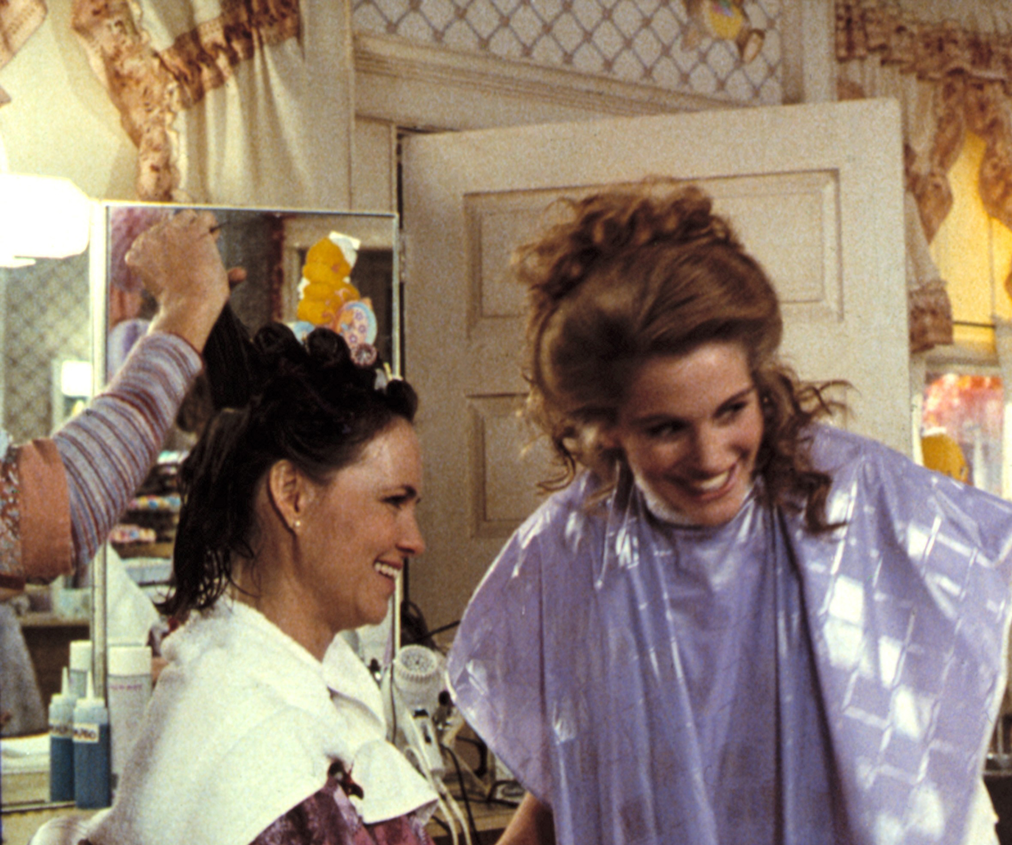 Clone of The Steel Magnolias Beauty Salon Is All I've Ever Wanted in an Appointment