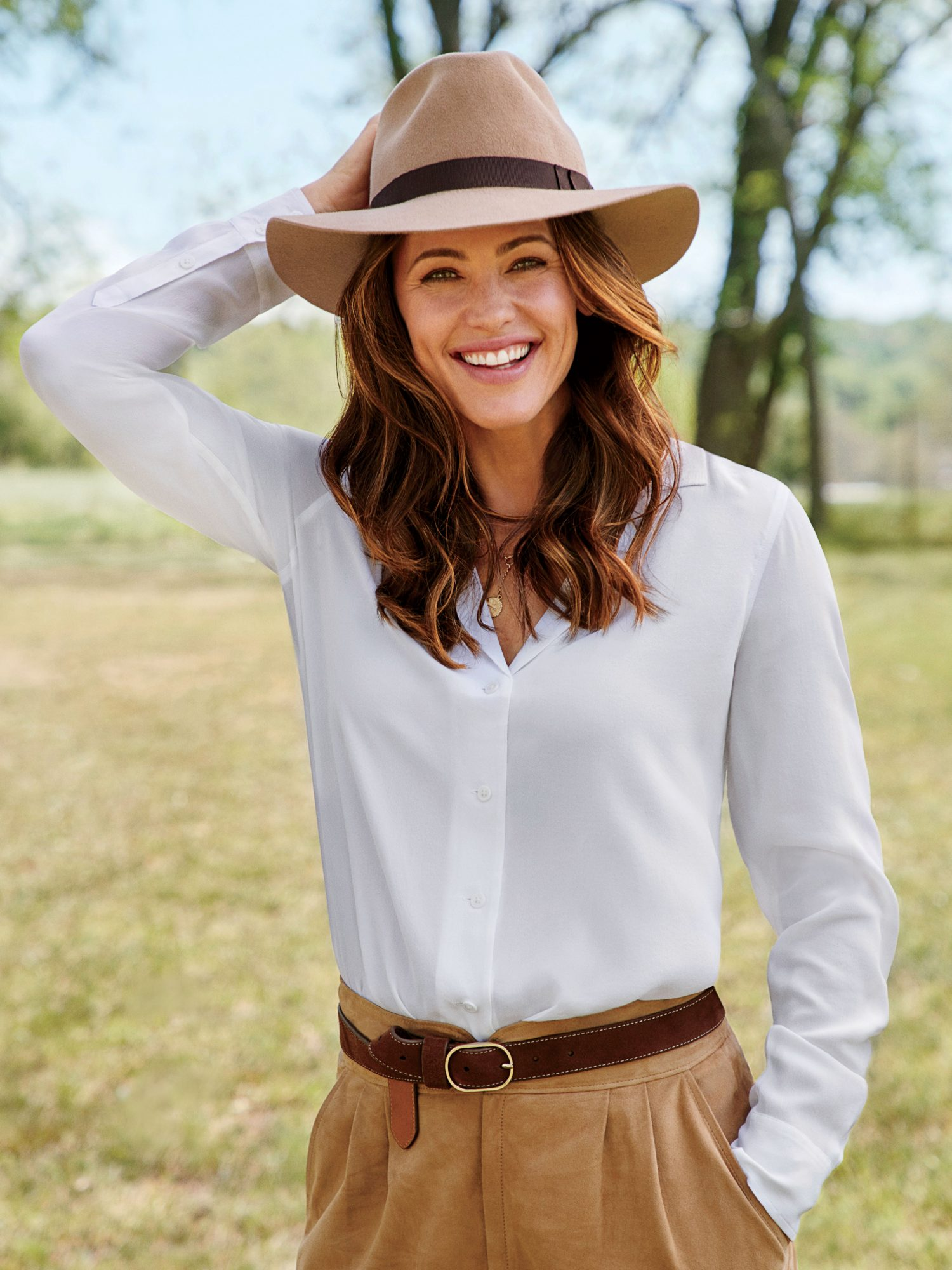 Jennifer Garner in Oklahoma
