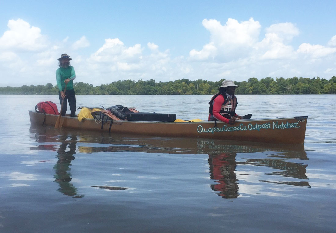 Paddle the Mississippi