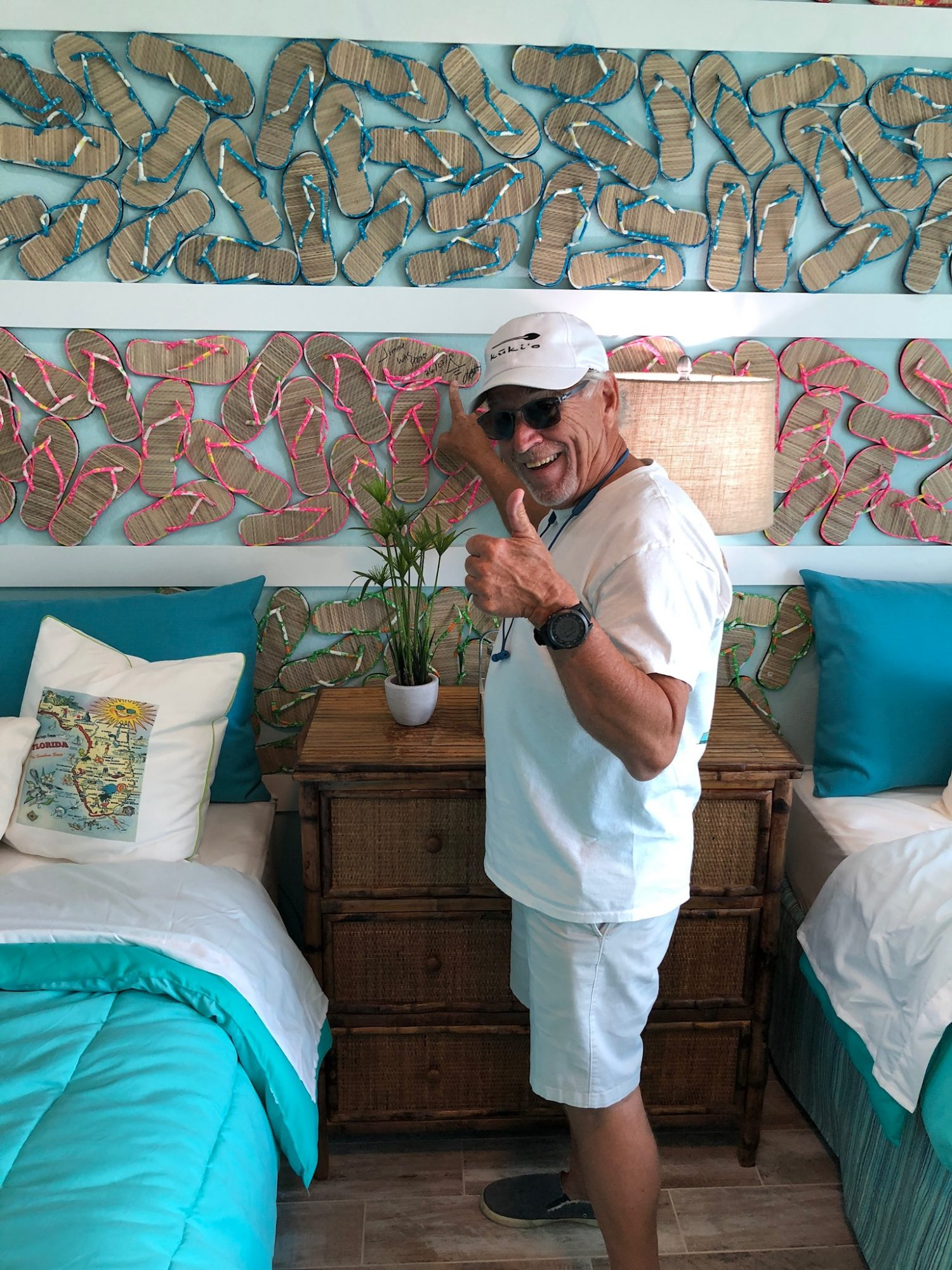 Flip Flopp Bedroom at Latitude Margaritaville