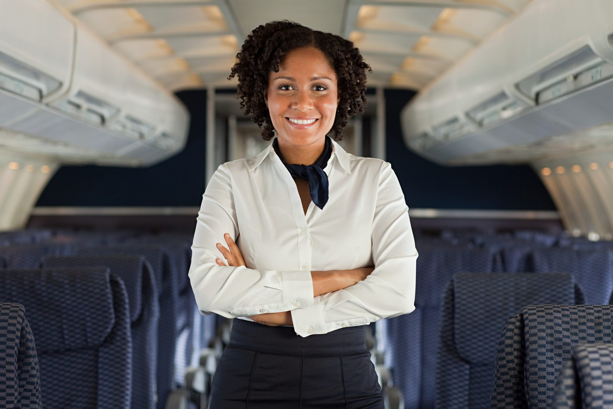 A Flight Attendant Says This Is the One Thing You Should Do for Great Service in Economy