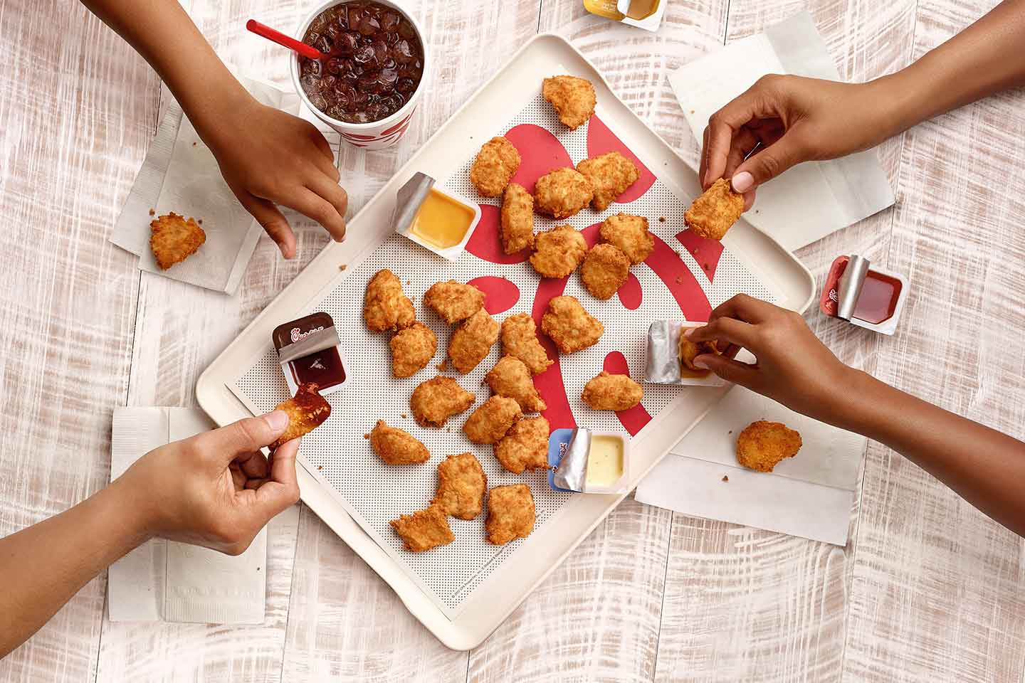 Chick-fil-A Nuggets Spread