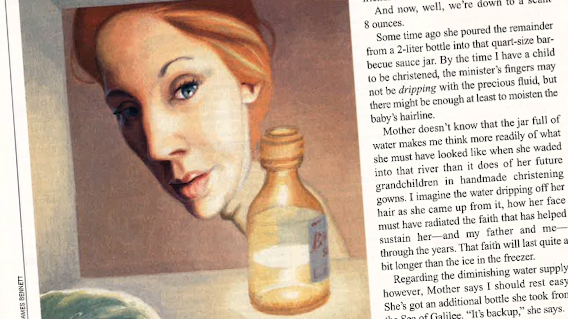 Holy Water Article