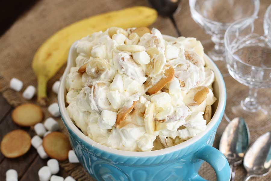 banana pudding fluff