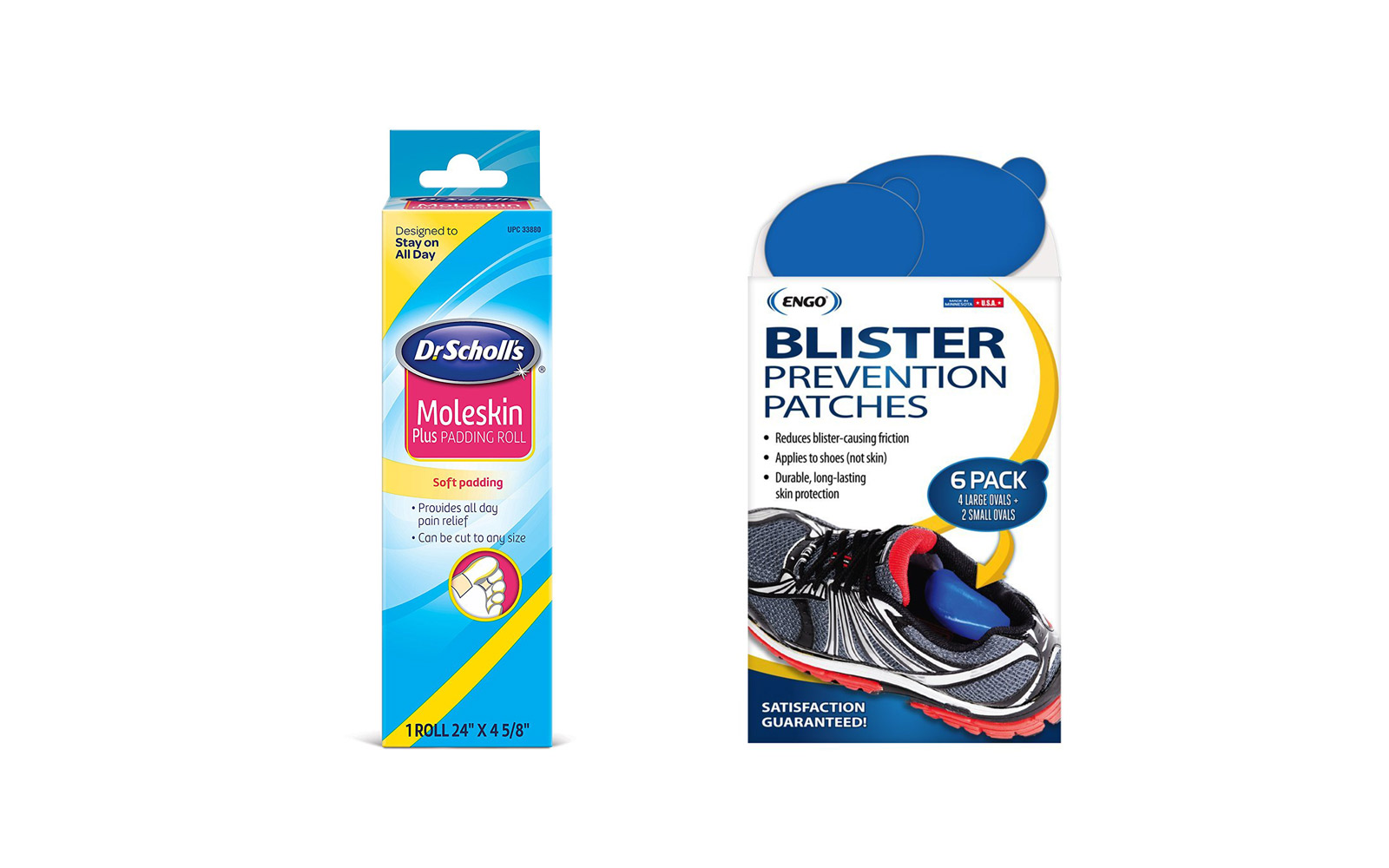 blister prevention