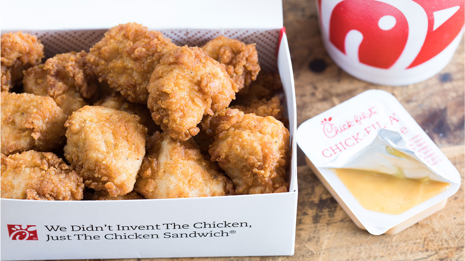 Chick-fil-A Free Nuggets