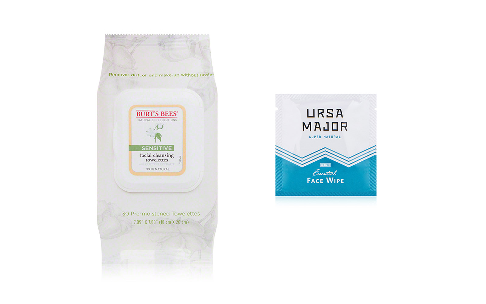 makeup wipes for travel