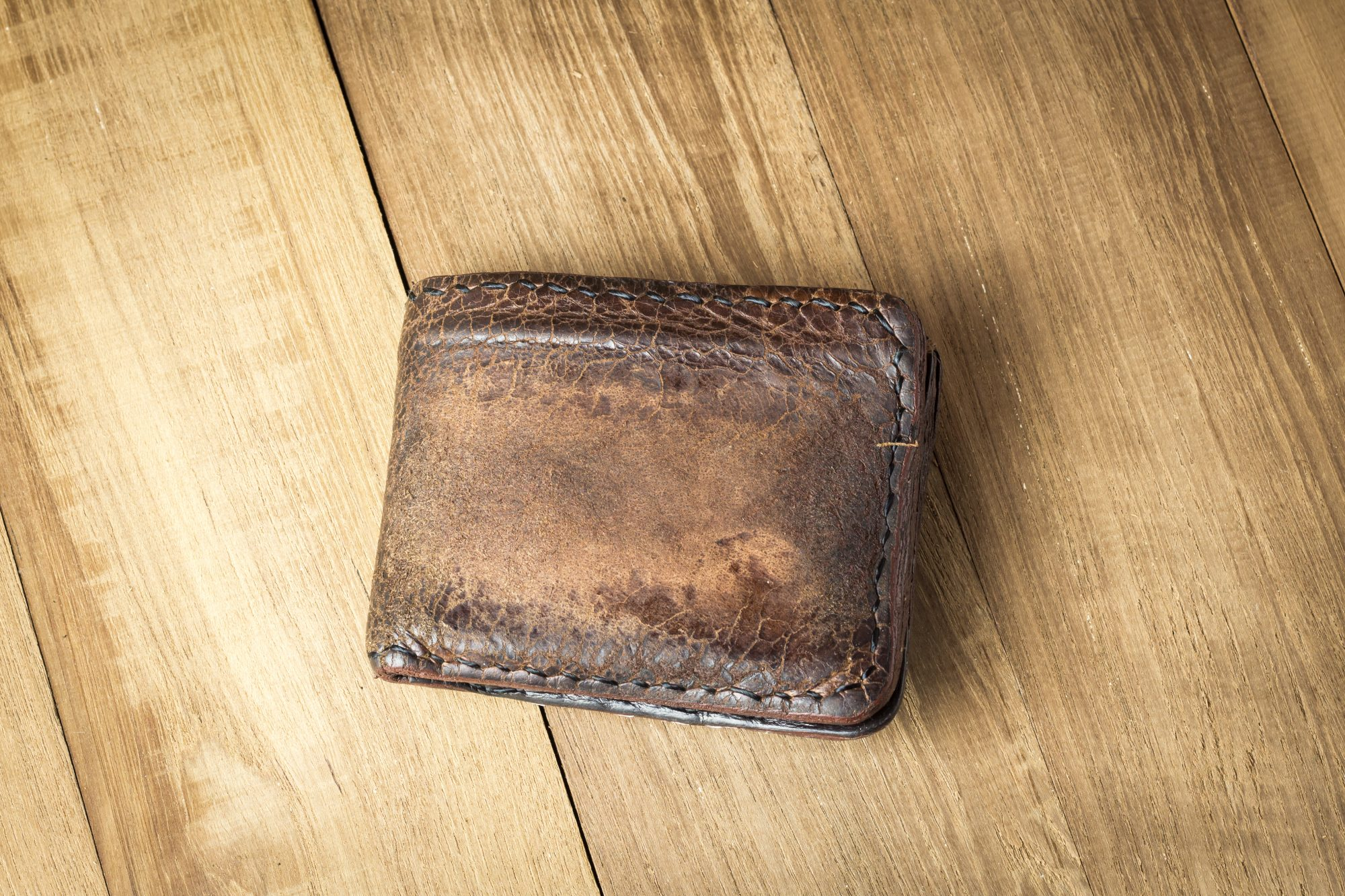 Old Wallet Returned