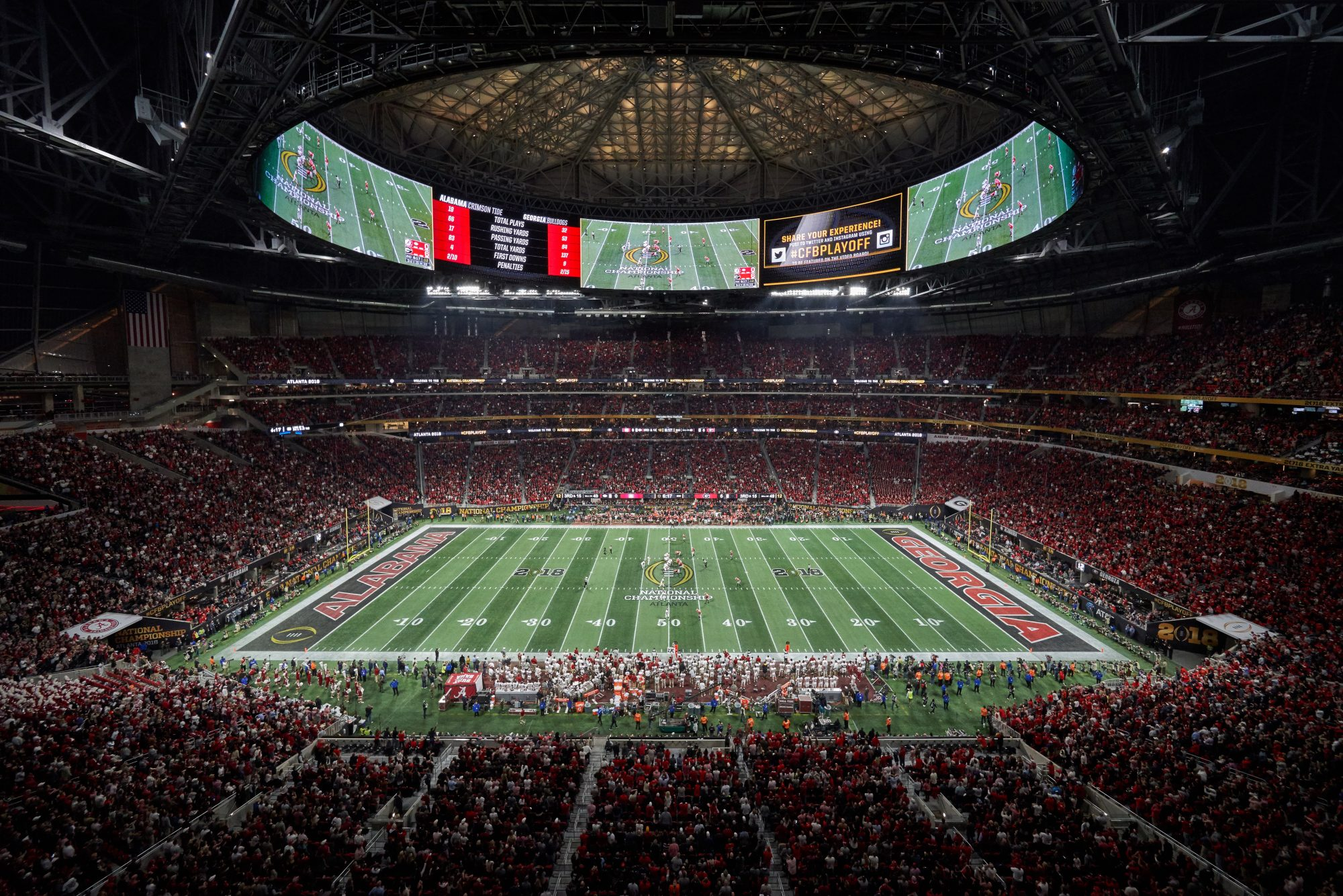 2018 College Football National Championship