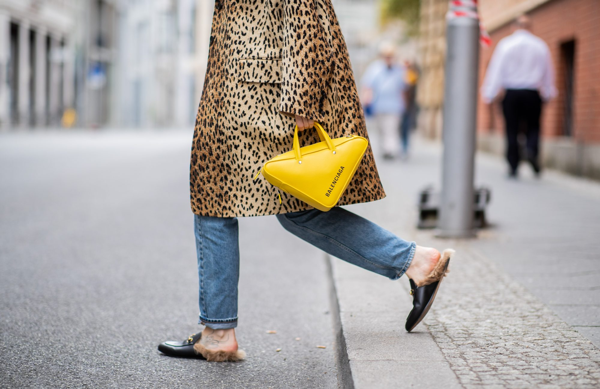 Street Style - Berlin Fashion Week Spring/Summer 2019 - July 5, 2018