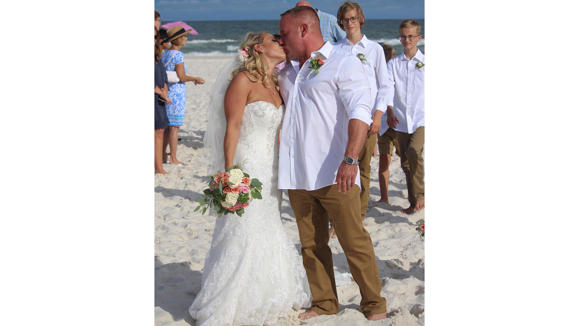 Hero Alabama Groom Wedding