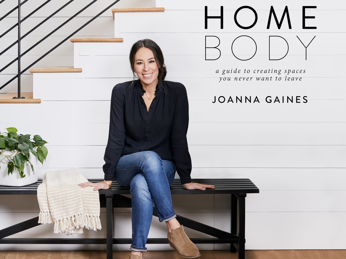 Joanna Gaines is Feeling 'Thankful' and 'Vulnerable' as She Finishes Long-Awaited Design Book hb_designbook_cover_6_5_18