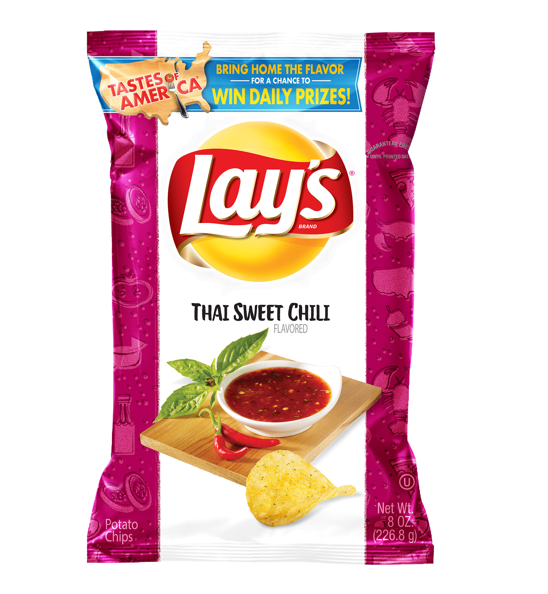 Lay's Introduces 8 New Potato Chip Flavors Inspired by 'Local Cuisine' in America—and We Tried Them All lays-5