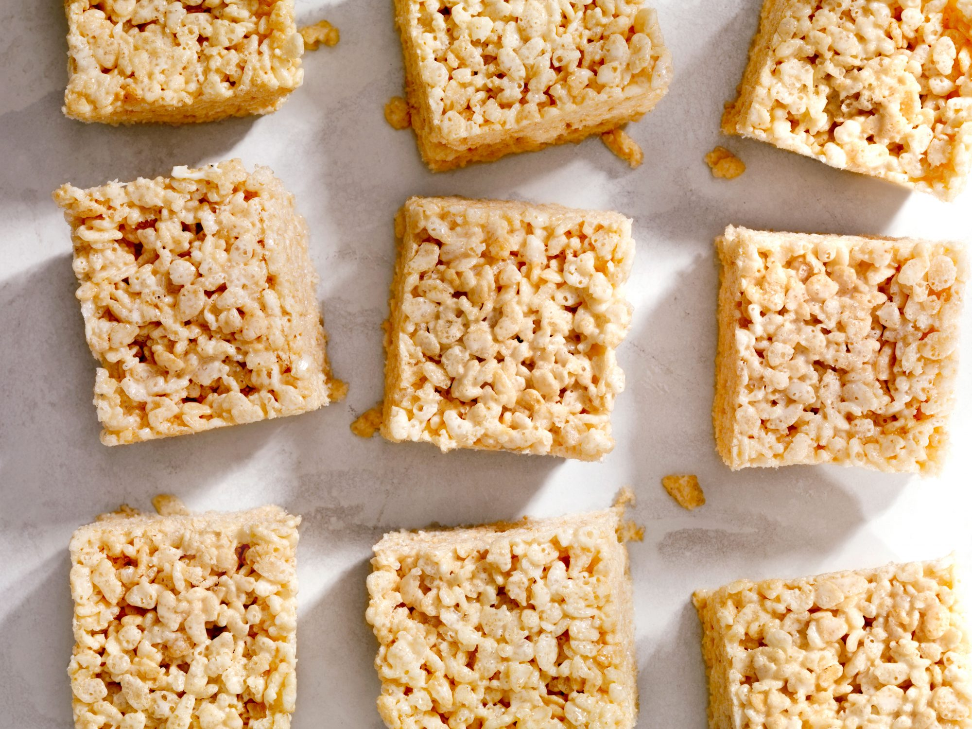 This Is The Secret To Perfectly Chewy Rice Krispies Squares