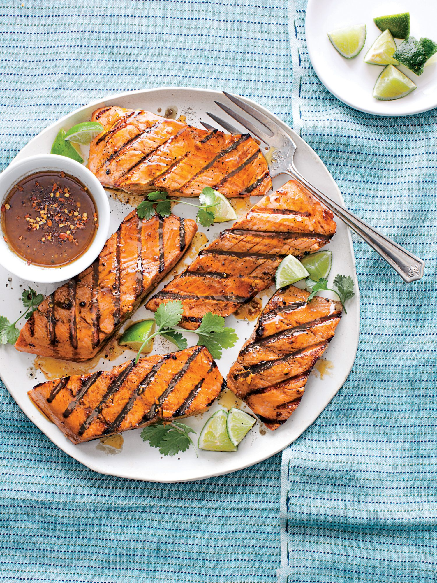 How To Grill The Perfect Piece of Salmon