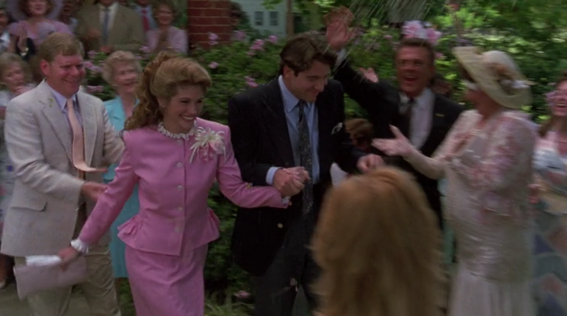 Steel Magnolias Wedding Exit Suit