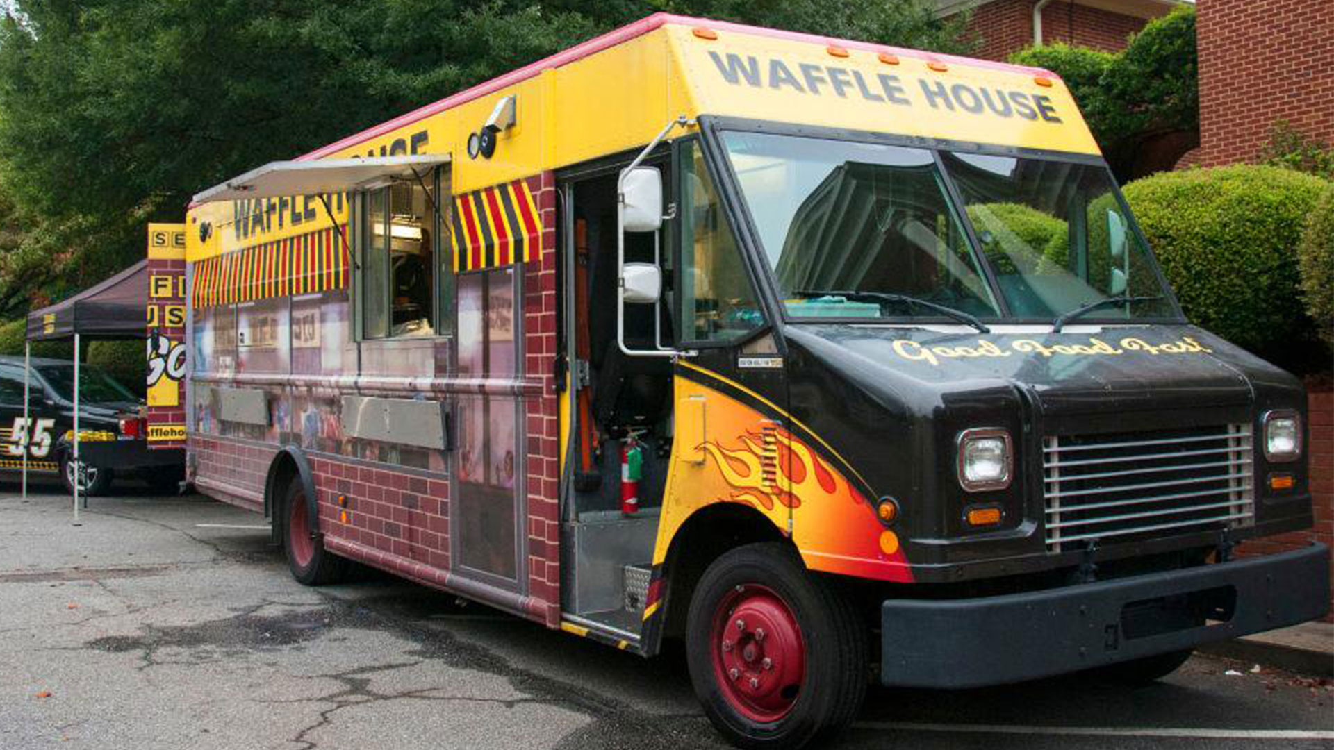 Waffle House Food Truck