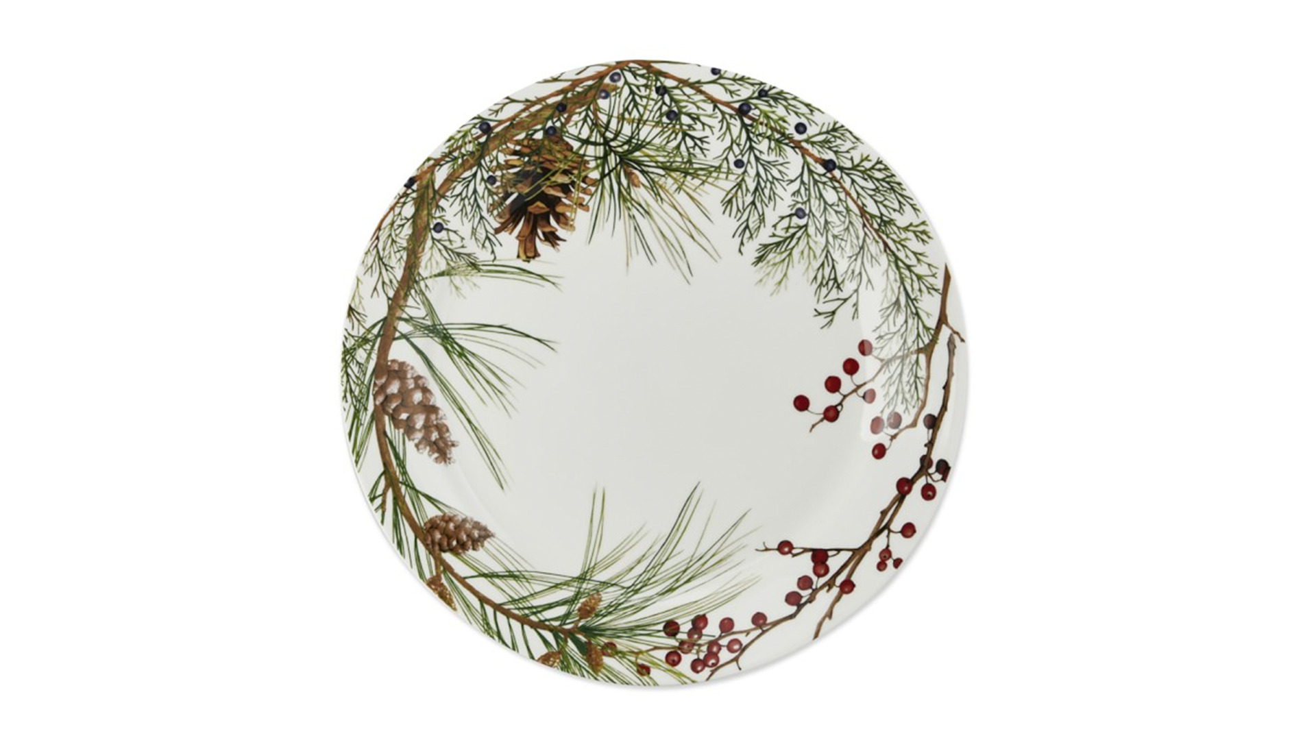 Woodland Berry Dinner Plates
