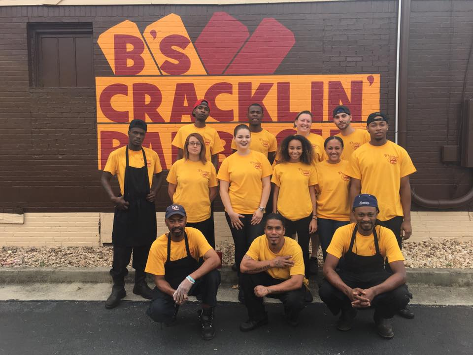 B's Cracklin' Barbeque in Savannah, GA