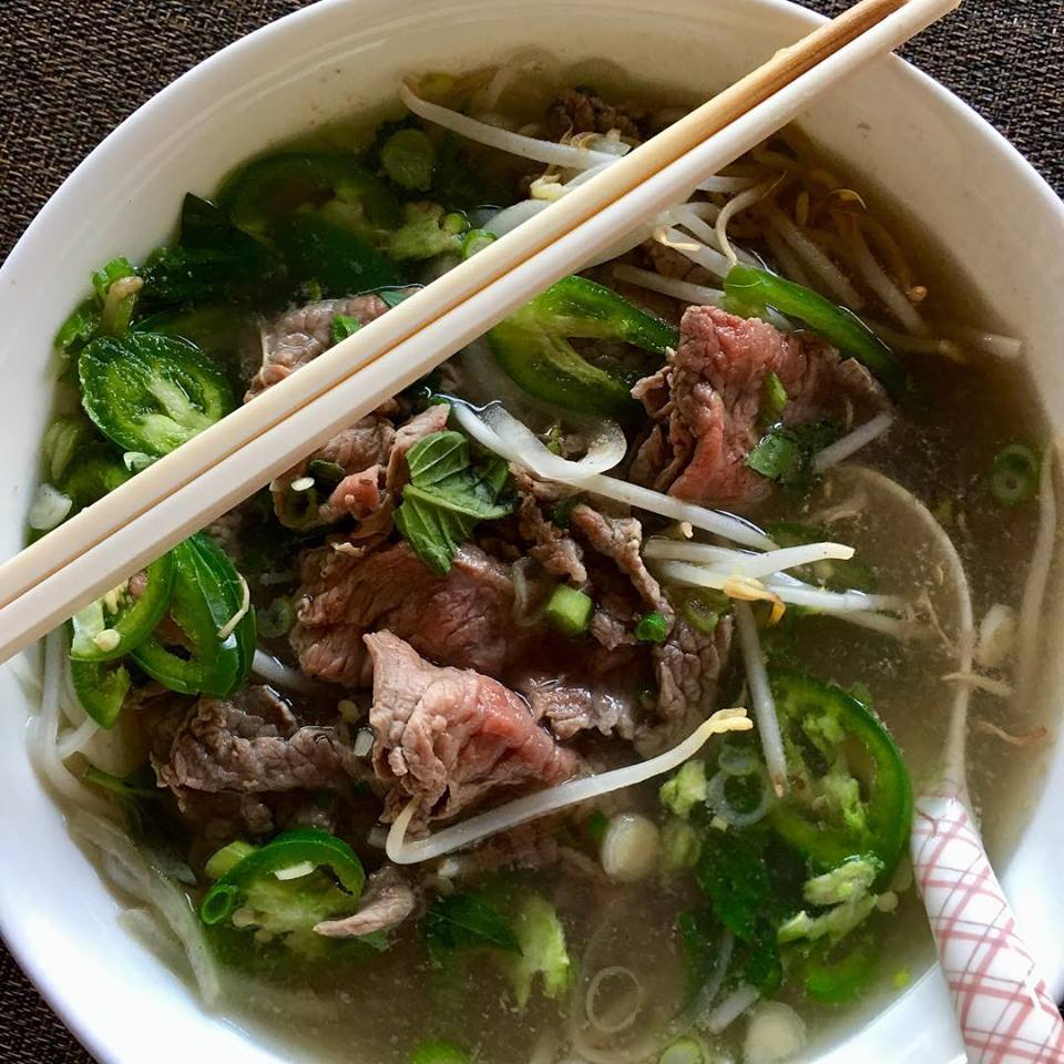 Lucky Palace Pho Bowl