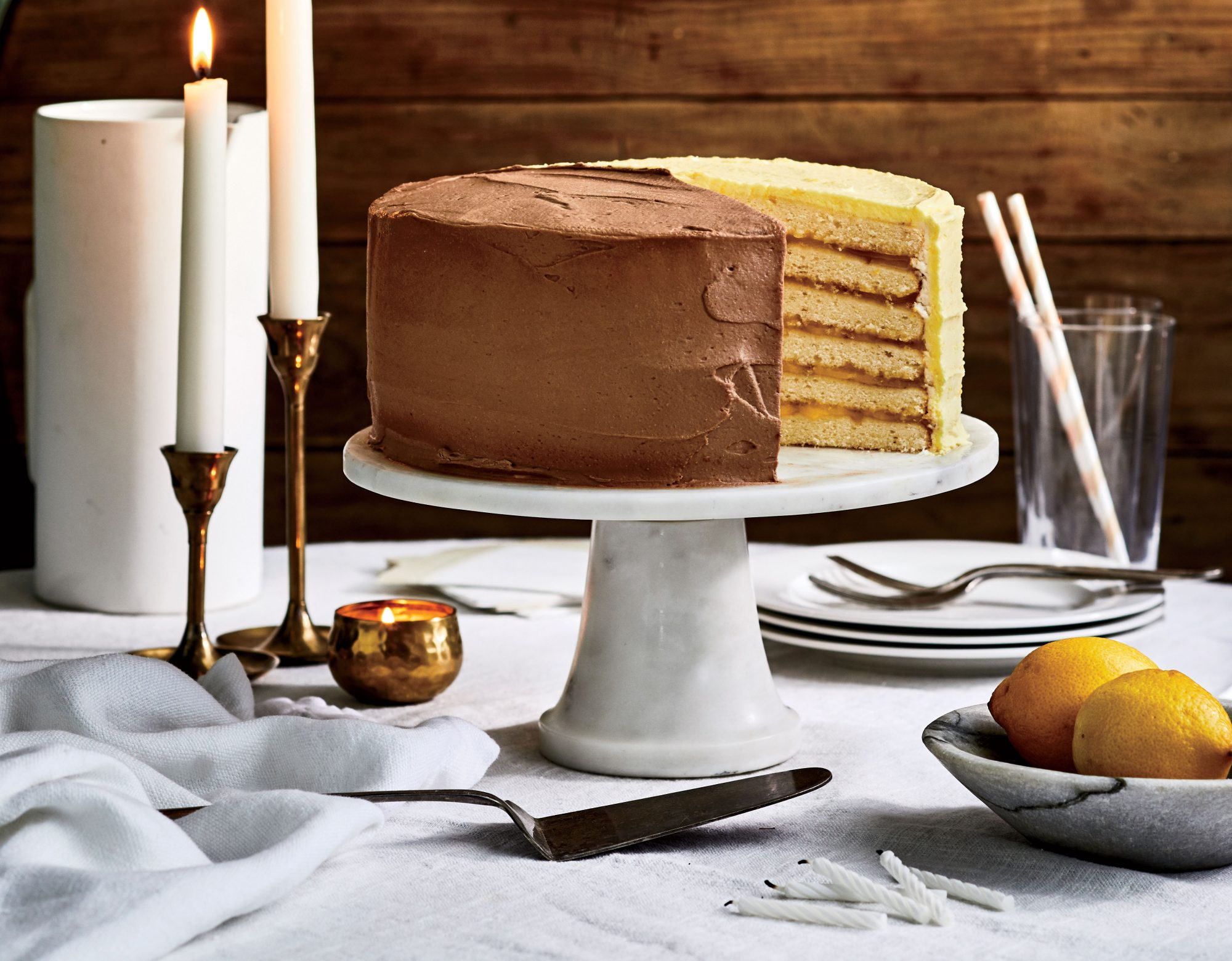 Why The Doberge Cake Is a New Orleans Birthday Tradition