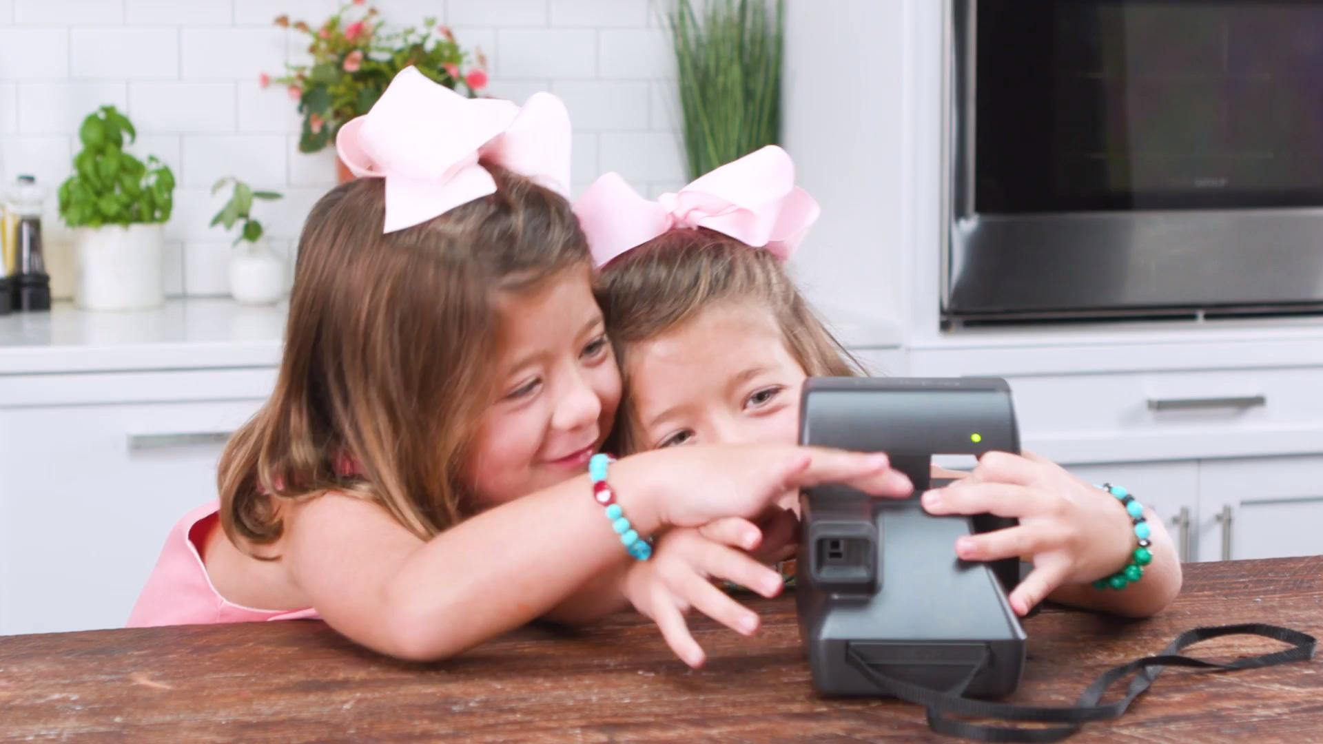 Southern Kids React to Polaroid