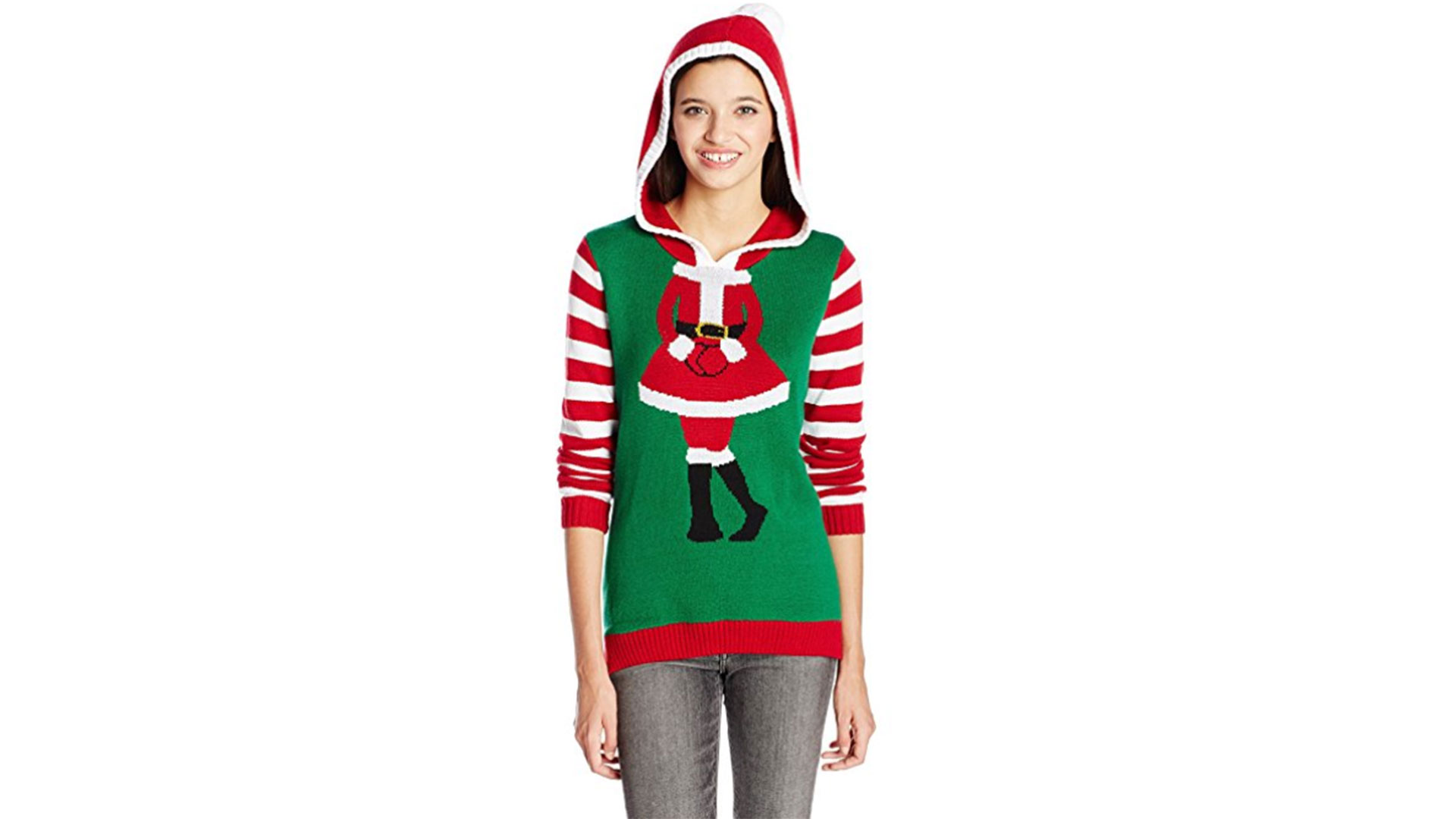 Mrs. Claus Christmas Sweater
