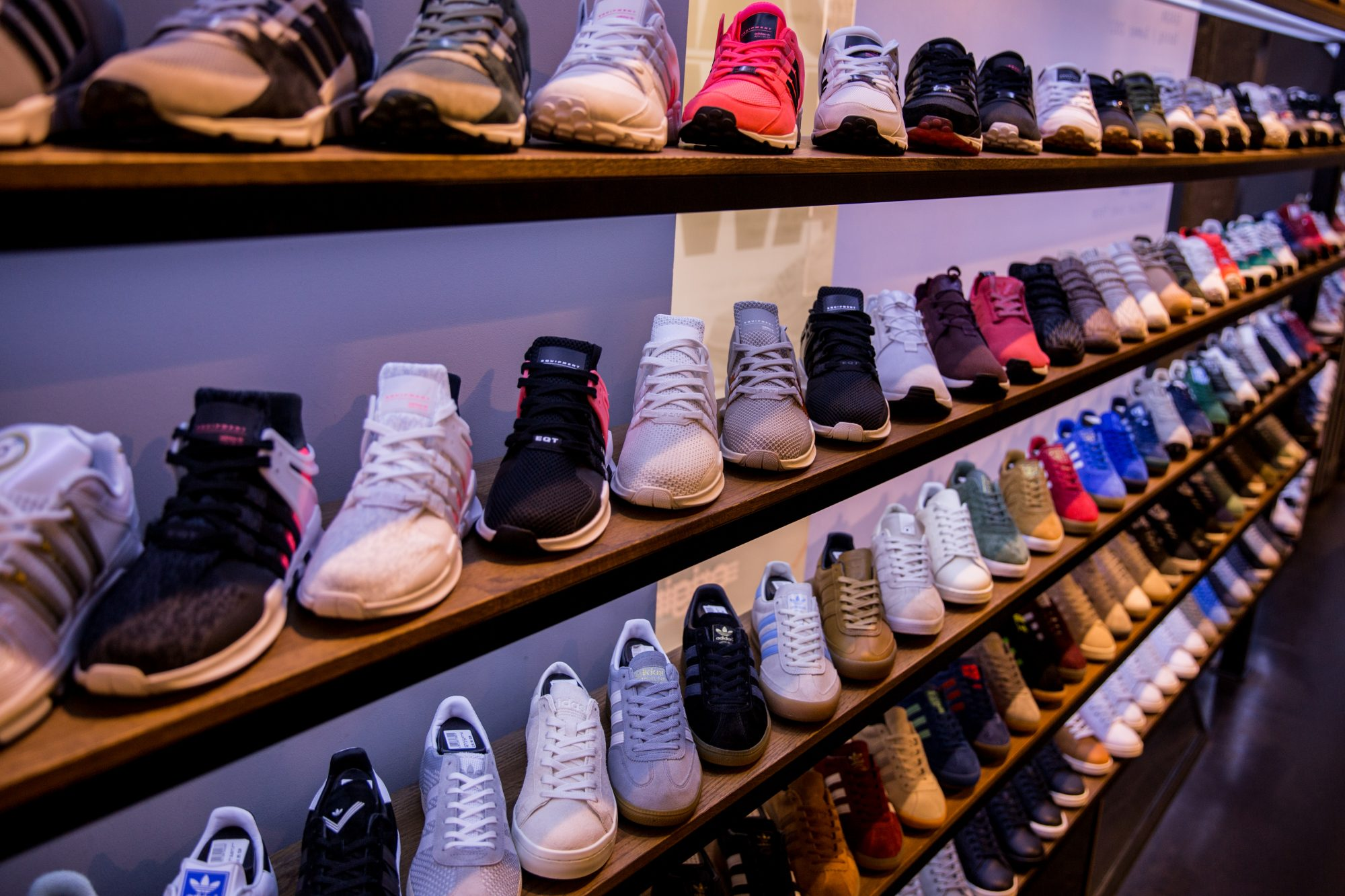 For Sneaker Fans Limited Production Shoes Are Worth A Five-Day Wait