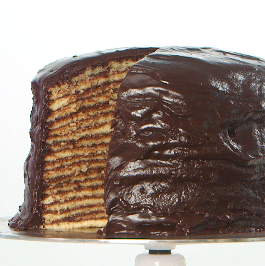 Little Layer Chocolate Cake