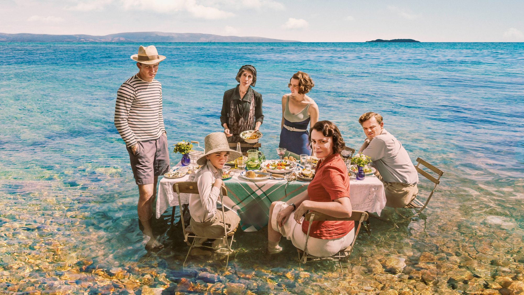 This PBS Series Will Transport You to a Sun-Drenched Greek Island
