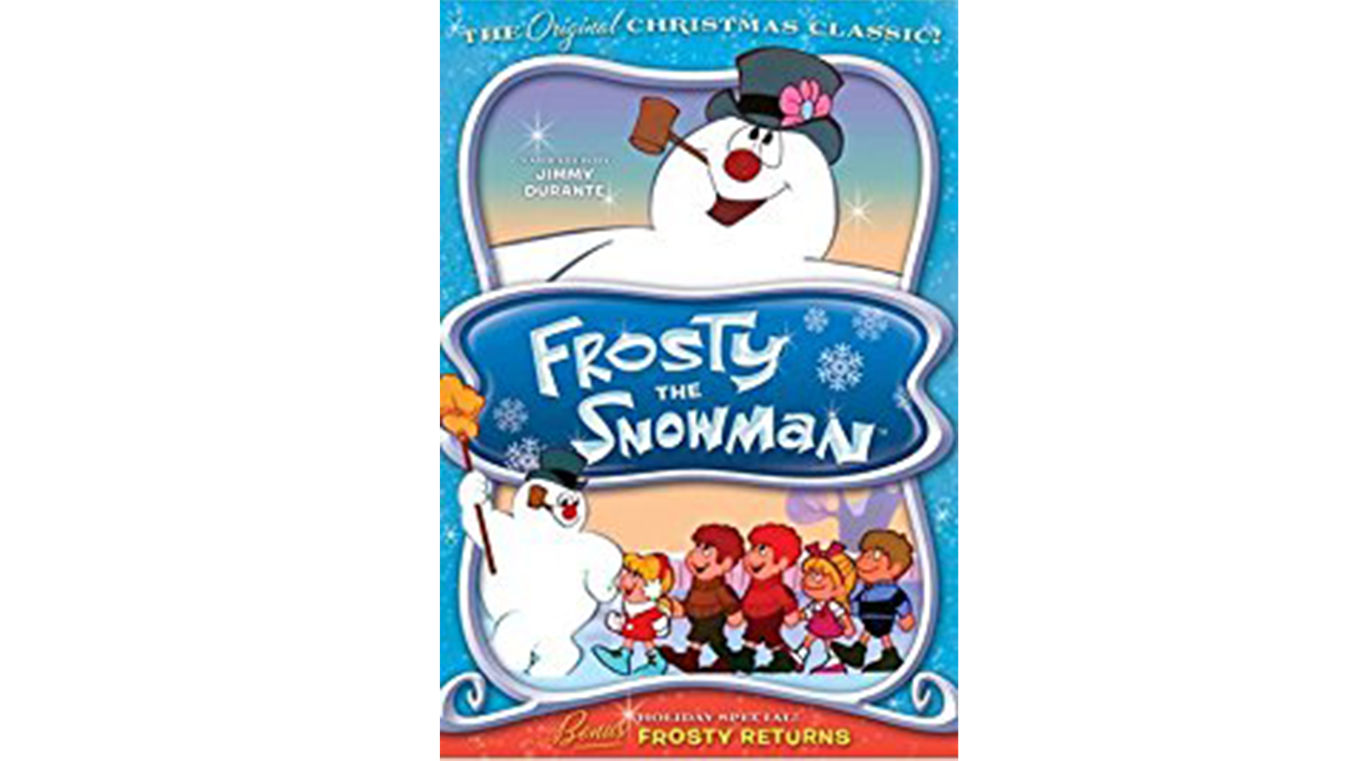 frosty the snowman - Best Classic Christmas Movies