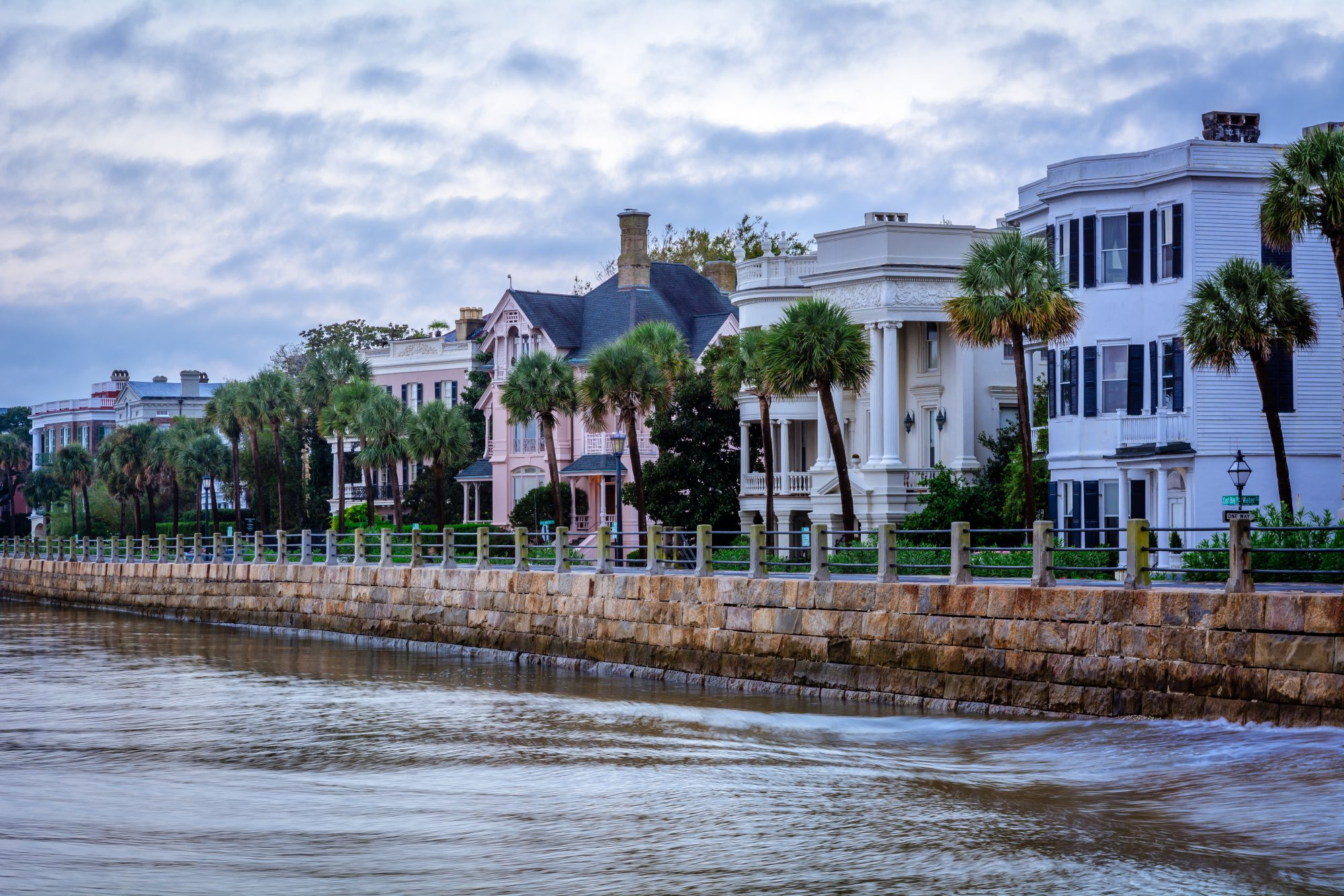 Charleston Battery Homes