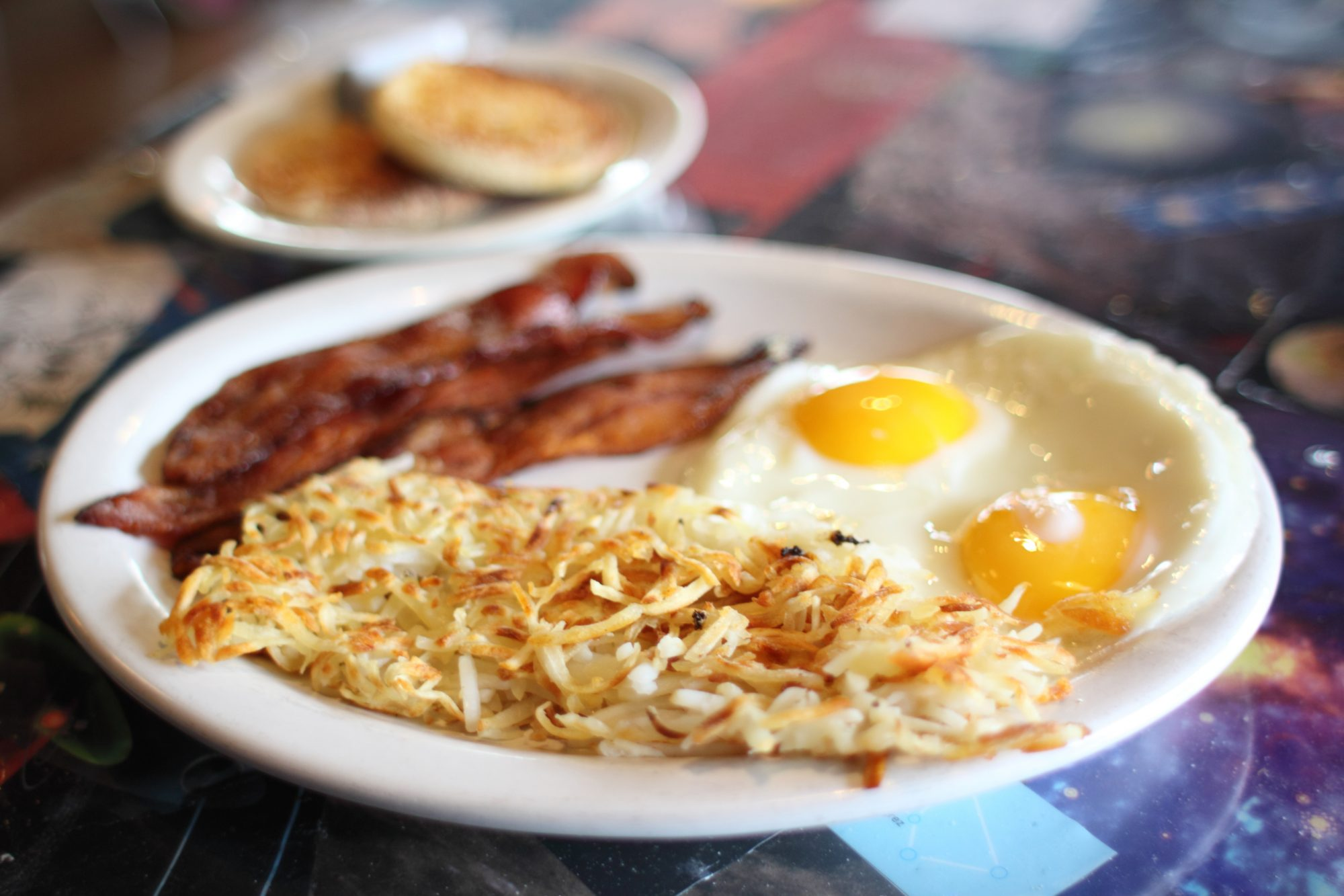 The Secret to the Crispiest Hash Browns