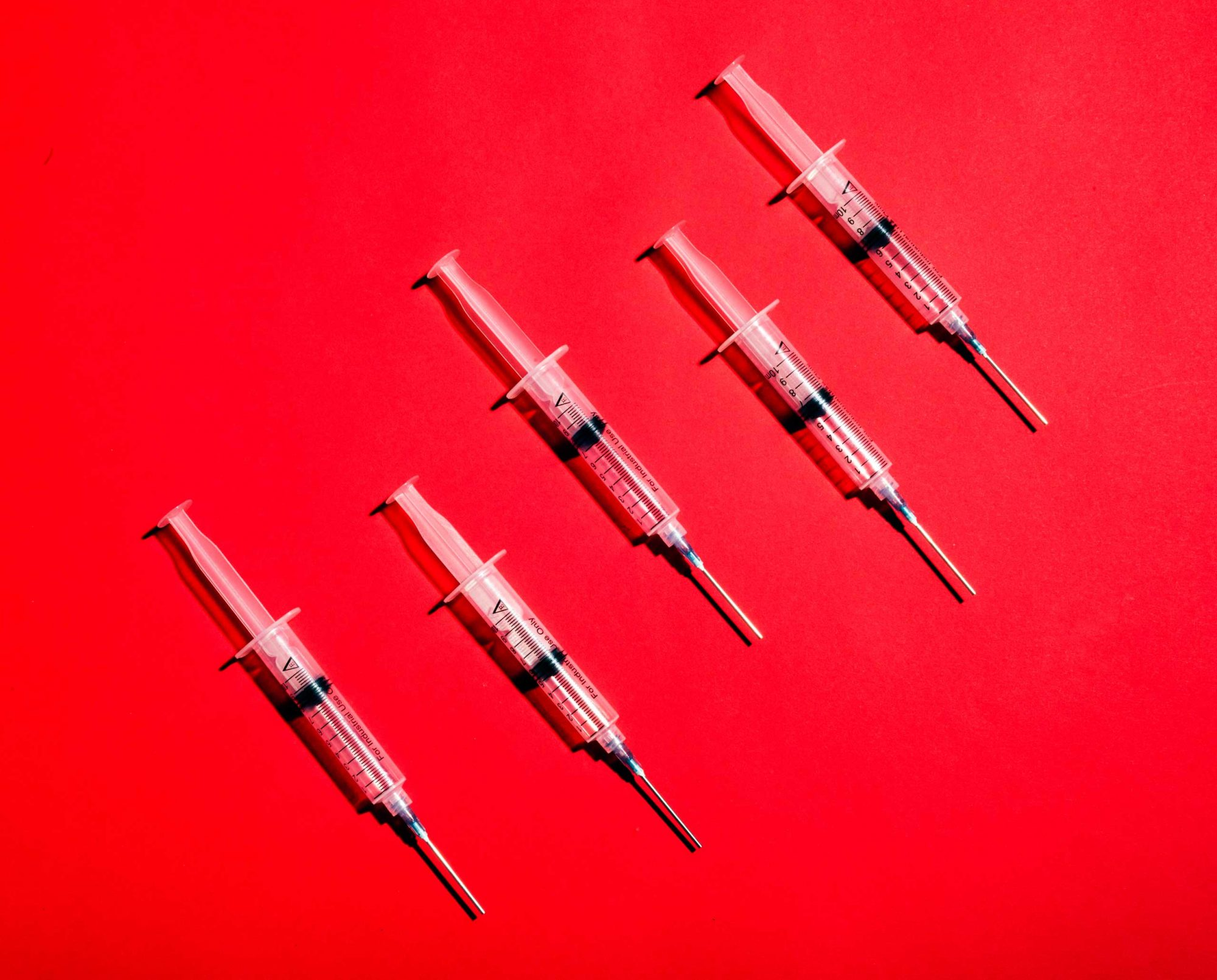 TIME.com stock photos Health Syringe Needle