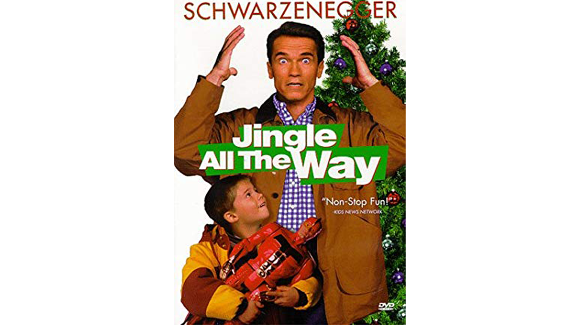 jingle all the way - Best Family Christmas Movies