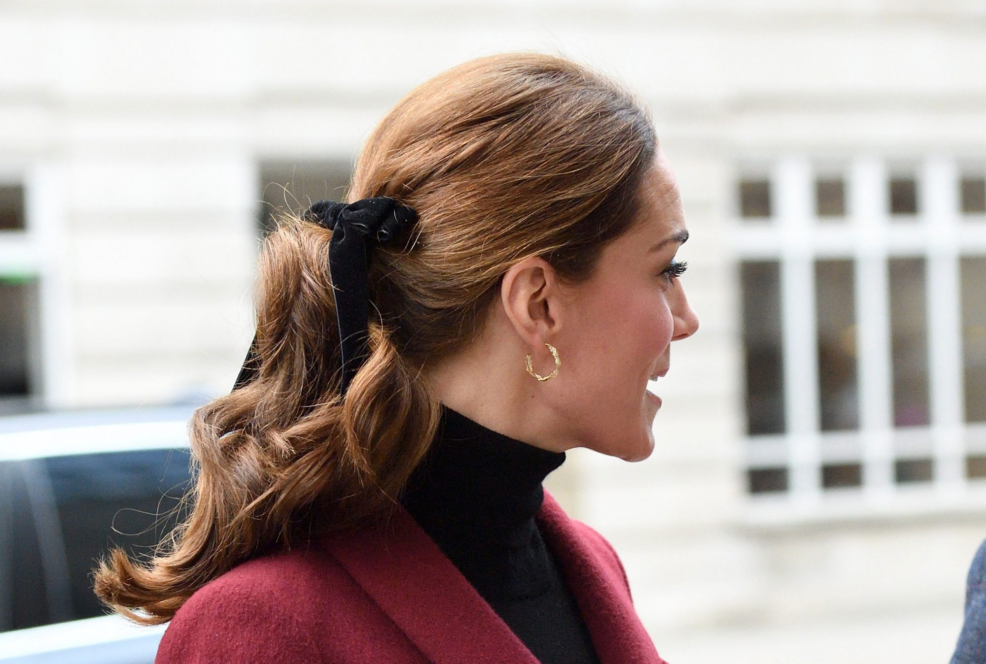 Kate Middleton Hair Bow