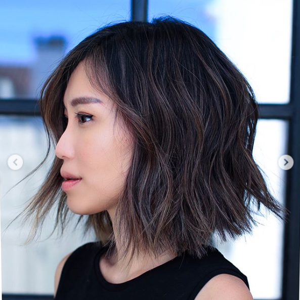 Layerless Long Bob