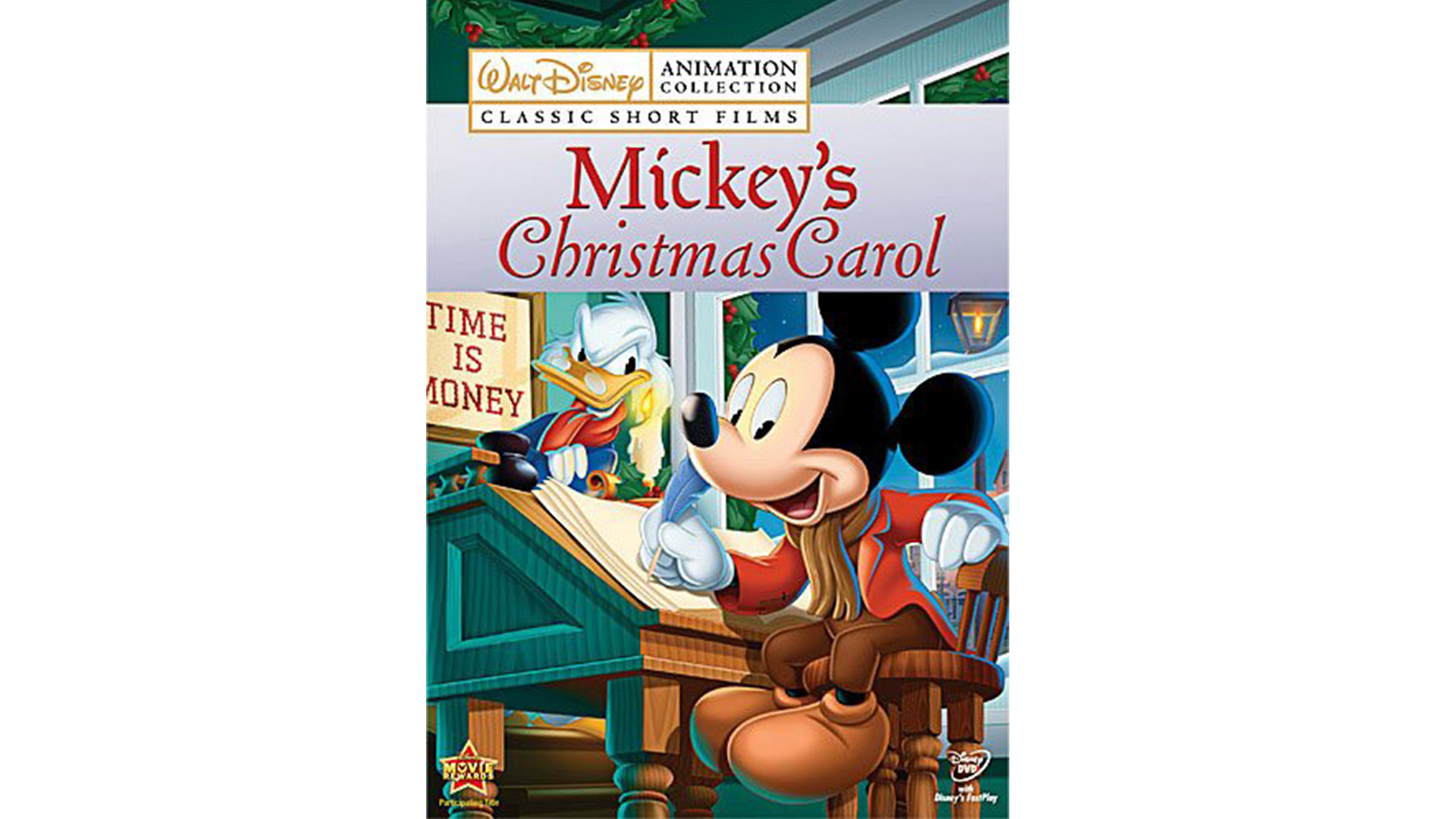 mickeys christmas carol - Best Animated Christmas Movies