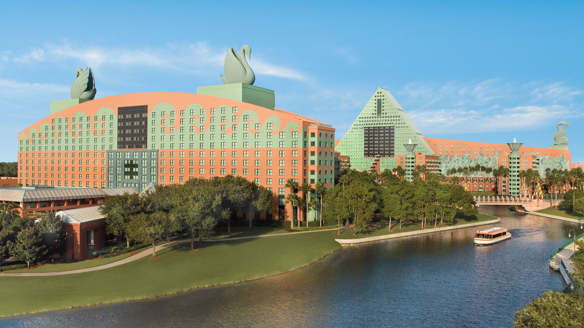 Walt Disney World Swan & Dolphin Resort