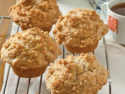 Streusel Topping Recipe