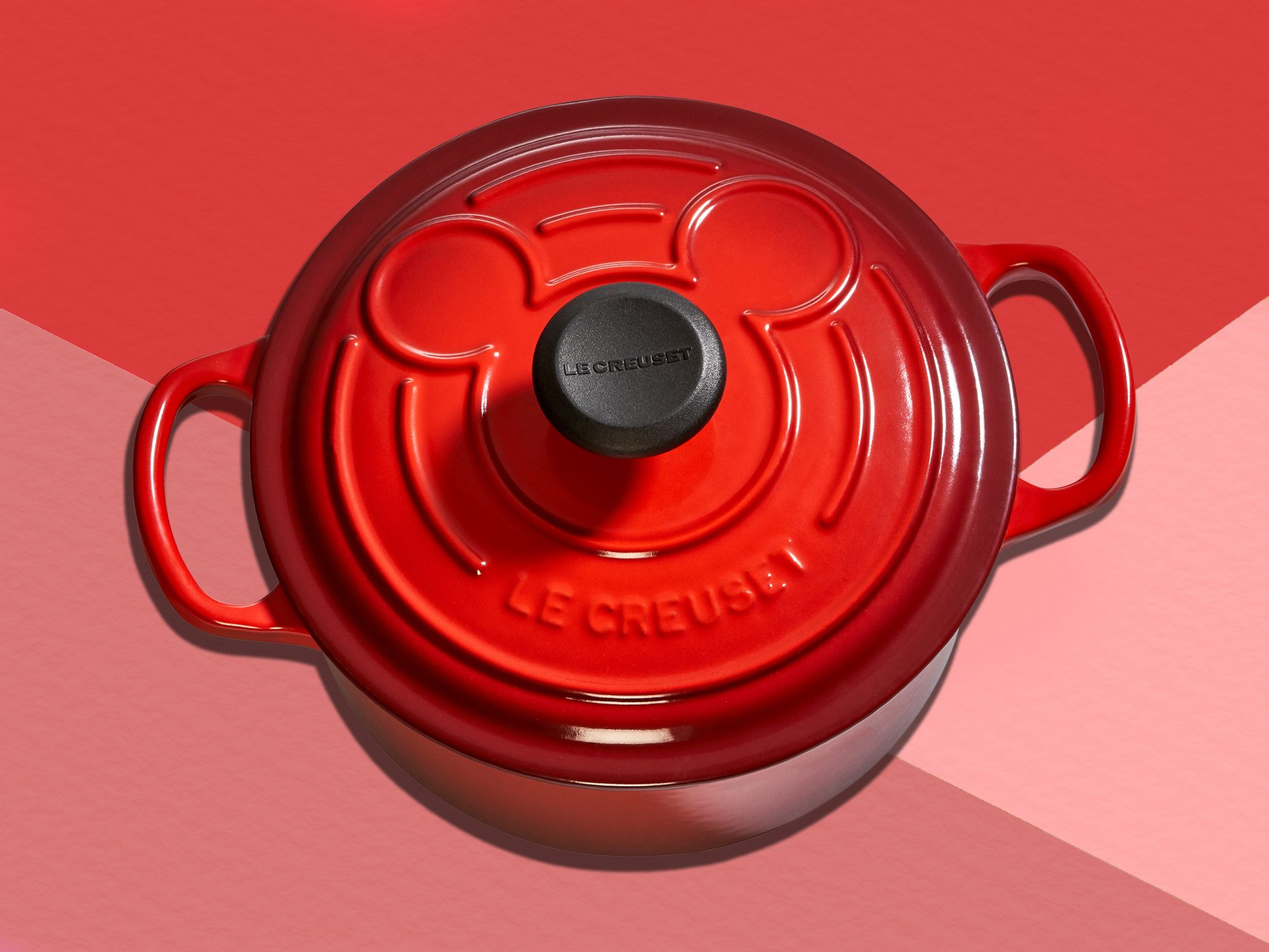 Le Creuset Brings the Magic This Fall With Disney-Themed Cookware