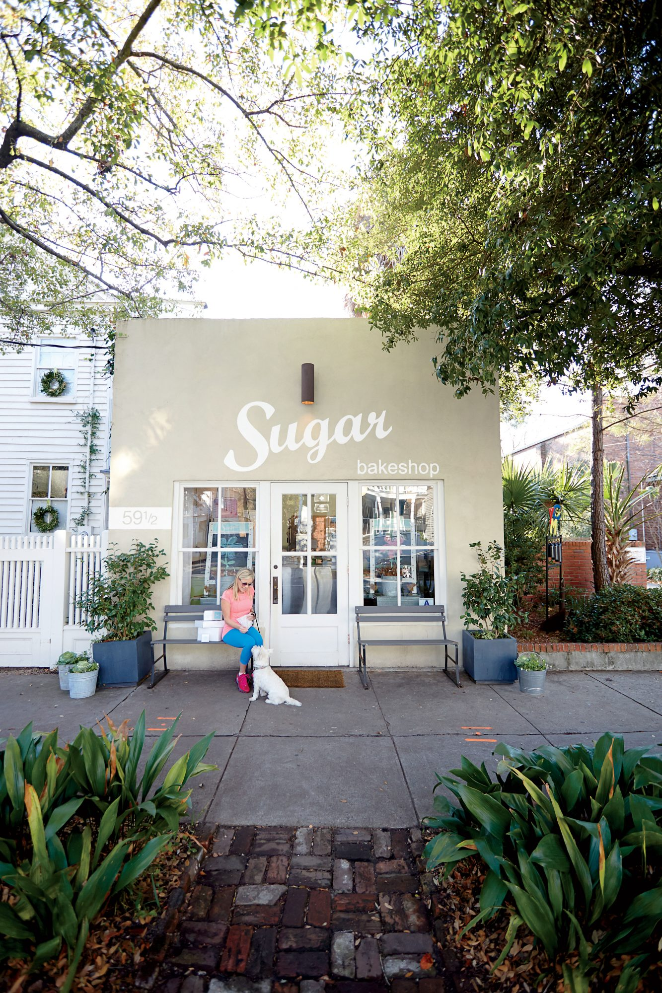 Sugar Bakeshop in Charleston, SC