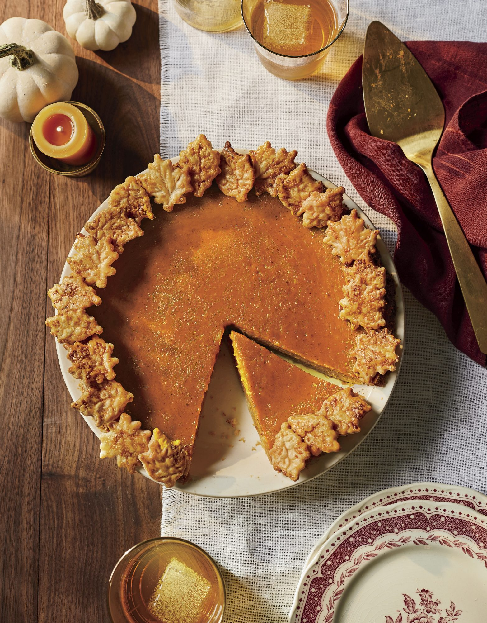 Back in the Day Bakery Southern Pumpkin Pie
