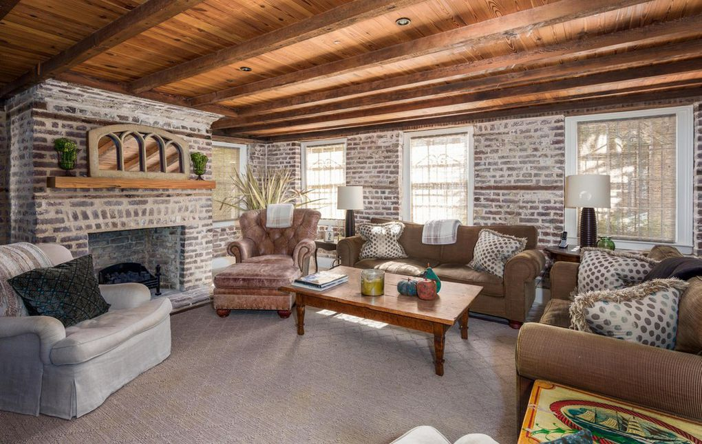 29 Legare Street Den and Family Room