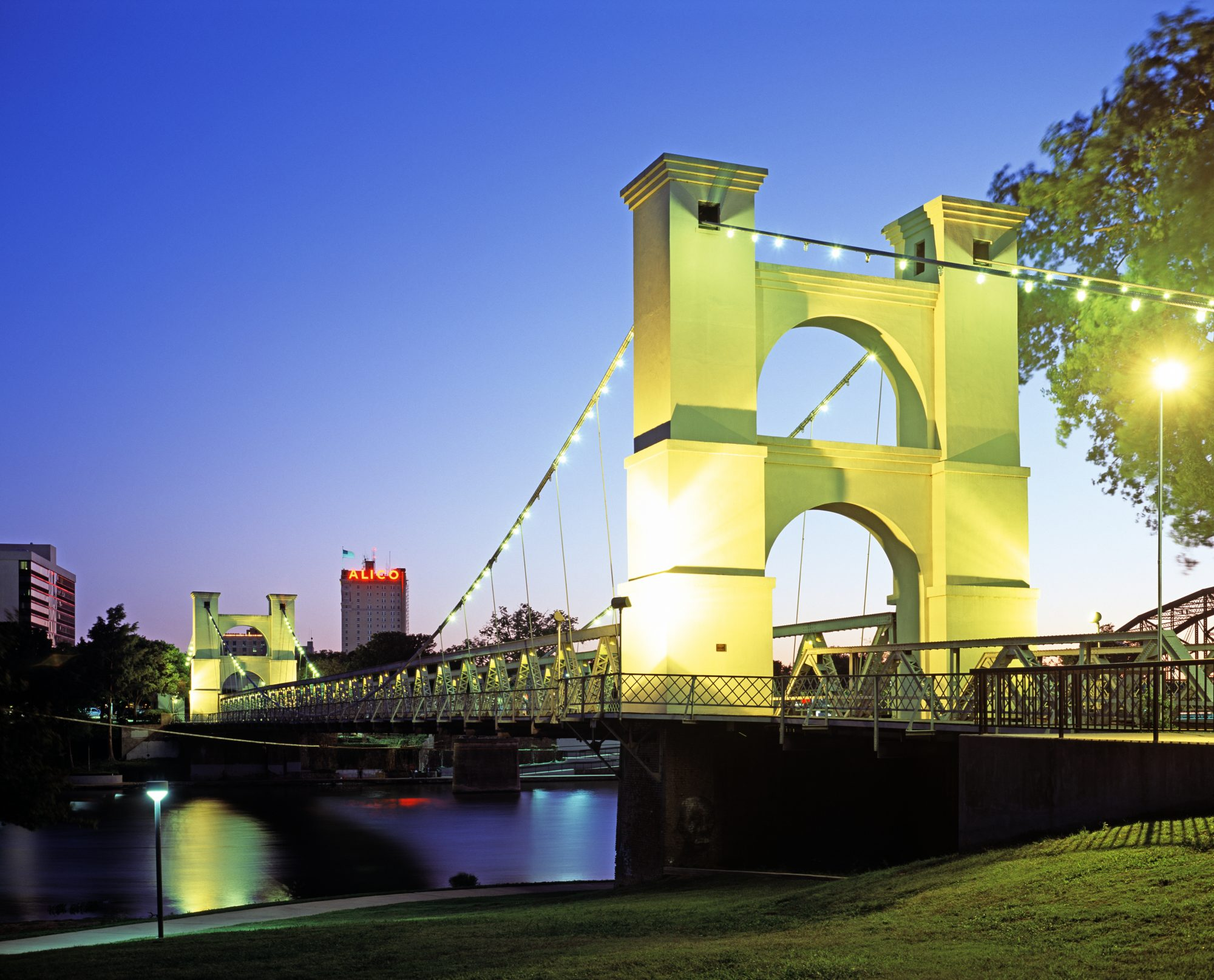 Waco, Texas Bridge