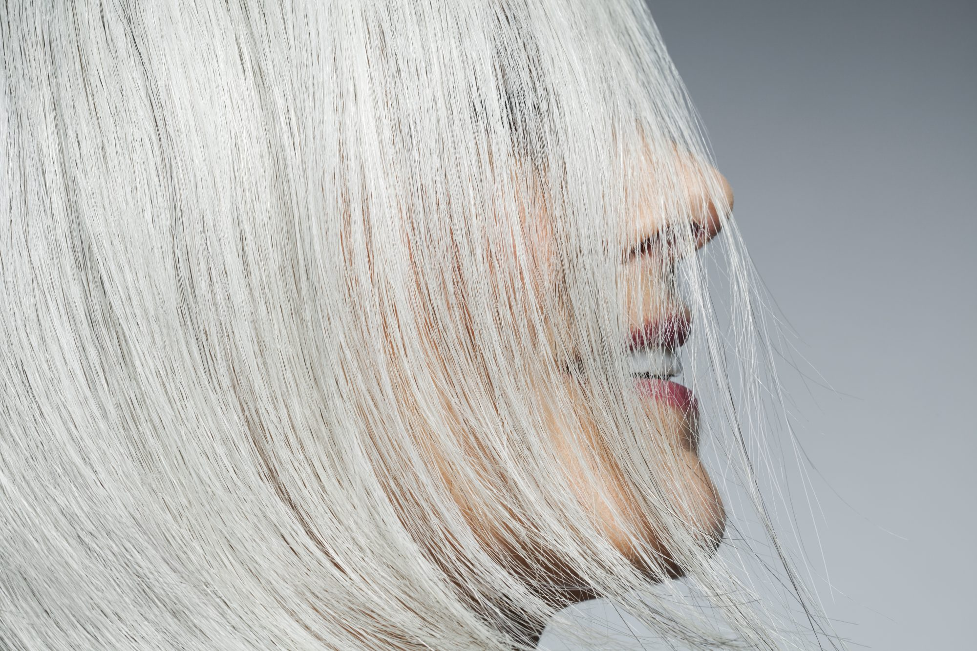 What Makes Hair Turn Gray
