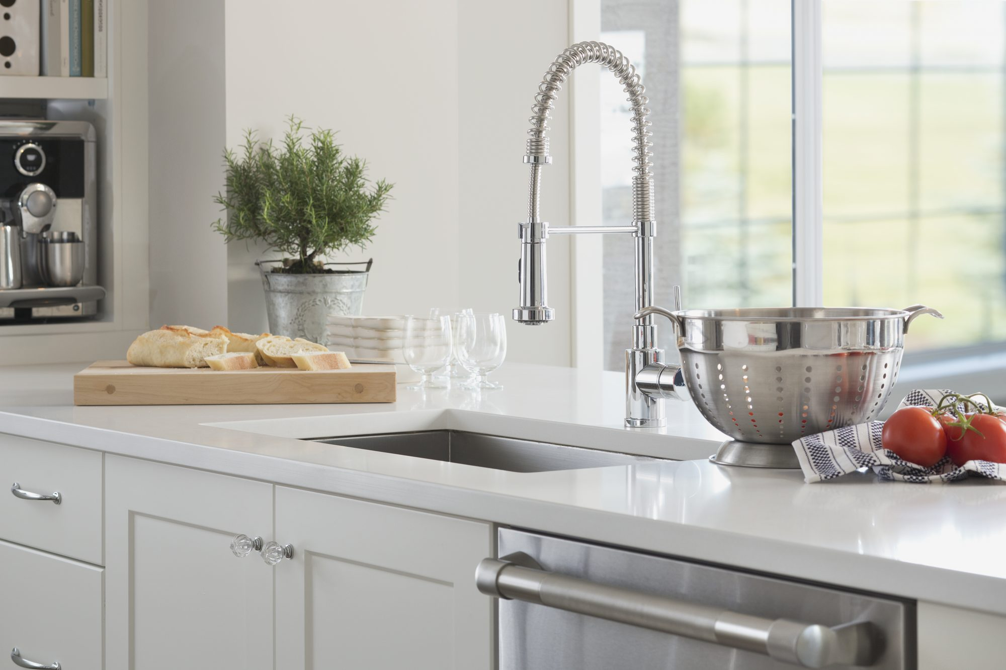 How To Clean Kitchen Sink Drain- Southern Living