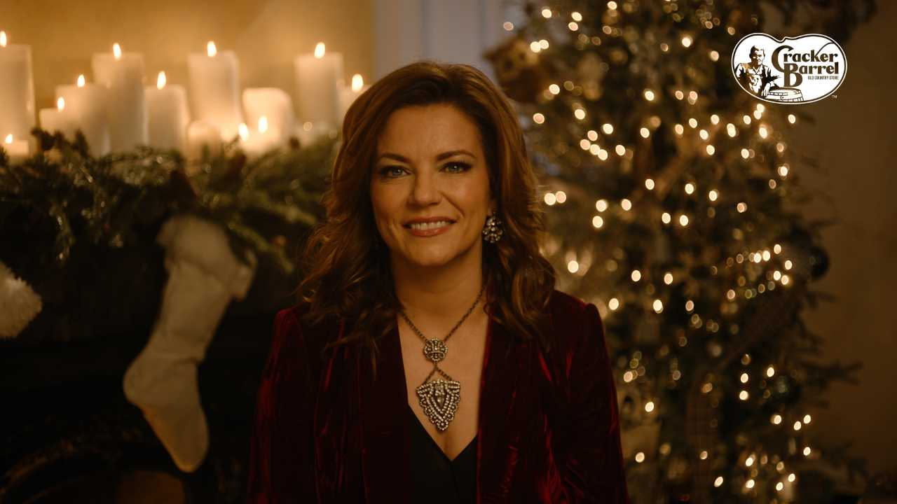 Martina McBride Cracker Barrel