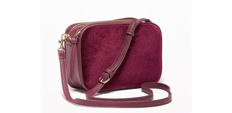 crossbody camera bag old navy