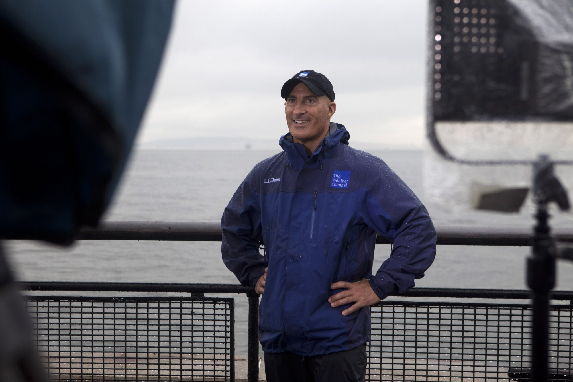 Jim Cantore Hurricane Michael